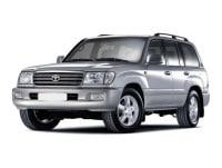 Цена установки Вебасто (Webasto) на Toyota Land Cruiser 100 (1997-2007)