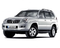 Цена установки Вебасто (Webasto) на Toyota Land Cruiser Prado 120   (2002-2009)
