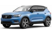 Цена установки Webasto (Вебасто) на Volvo XC 40 (2018-)