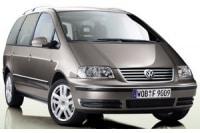 Цена установки Вебасто (Webasto) на VW Sharan I рестайлинг (2004-2010)